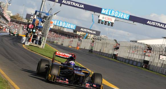 Ricciardo: STR daha iyisini yapabilir