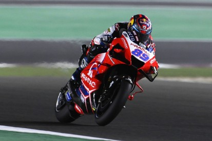 MotoGP in Katar (2): Sensationspole für Rookie Jorge Martin - Rossi Vorletzter