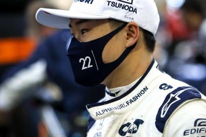 Perfekte Rennfahrerstatur: Warum es für Tsunoda trotzdem kein Vorteil ist