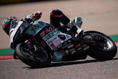 WSBK-Test Aragon (Montag): Chaz Davies schneller als die Ducati-Werkspiloten