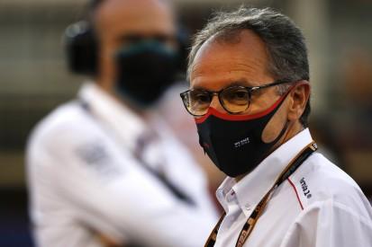 Formel-1-Boss Domenicali schließt Zwei-Tages-Events aus