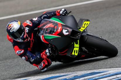Nach Jerez-Test: Dovizioso ist auf den Aprilia-Geschmack gekommen