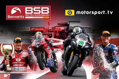 Britische Superbike-Meisterschaft startet eigenen Kanal auf Motorsport.tv