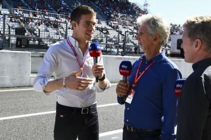 Für den Notfall: Paul di Resta steht als Reservefahrer bei McLaren bereit