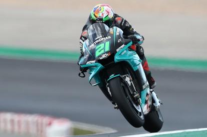 Lichtblick für Petronas-Yamaha: Franco Morbidelli kratzt in Portimao am Podium