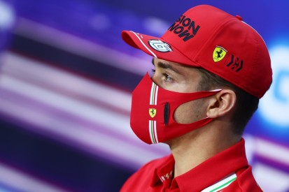Leclerc schwört Ferrari die Treue: Kein Wechsel selbst bei doppeltem Gehalt