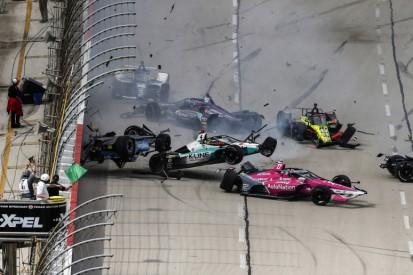 IndyCar Fort Worth 2: Massencrash zu Beginn - McLaren-Sieg am Ende