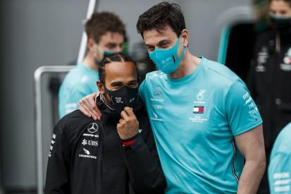 Noch keine Vertragsverhandlungen zwischen Hamilton und Mercedes