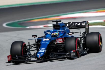 Fernando Alonso gibt zu: Im Moment einfach langsamer als Ocon