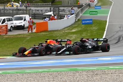 Warum Lewis Hamilton den Start gegen Max Verstappen verlor