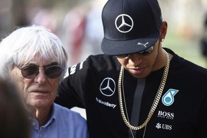 "Formel-1-Liveticker: Ecclestone: Hamilton 2021 ""locker"" achtmaliger Weltmeister"