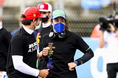Fernando Alonso erwartet für 2022 keinen engen Wettbewerb