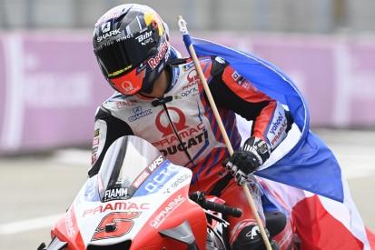 Platz zwei in Le Mans: Johann Zarco mausert sich zu einem der WM-Anwärter