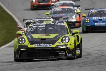 Porsche-Carrera-Cup Spielberg 2021: Laurin Heinrich gewinnt am Sonntag