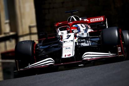 Alfa Romeo: Baku hat unser wahres Potenzial verzerrt