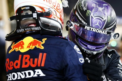 Reifendruck: Wen Lewis Hamilton mit seinen Aussagen meint!