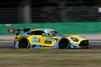 DTM-Qualifying Monza 1: Abril holt bei Mercedes-AMG-Festspielen erste Pole