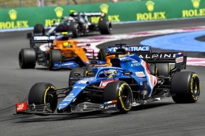 """""""Hinter Aston Martin und AlphaTauri"""": Alonso hat höchtens P5 im Visier"""