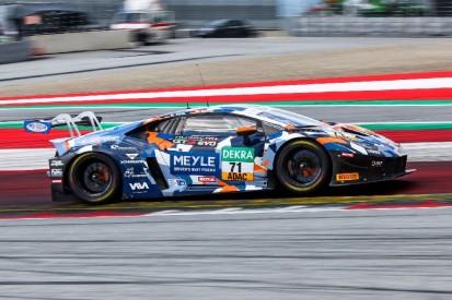 Nach starkem DTM-Start: T3-Lamborghini plant drittes Auto am Lausitzring