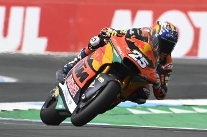 Moto2 in Assen: Raul Fernandez siegt nach starker Aufholjagd