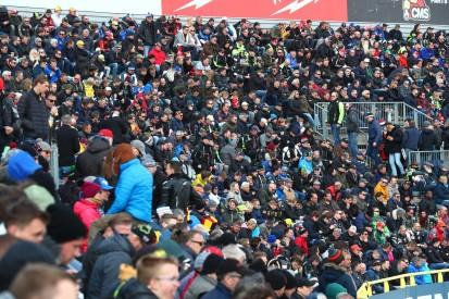 Keine Beschränkung: Assen öffnet alle Tribünen bei der Superbike-WM