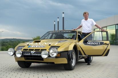 Wiedersehen nach 40 Jahren: Walter Röhrl & Porsche 924 Carrera GTS Rallye
