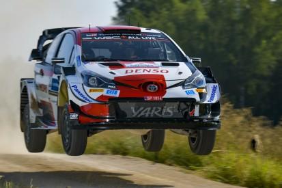 WRC Rallye Estland 2021: Kalle Rovanperä bestimmt den ersten Tag