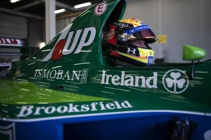 Mick Schumacher im Jordan 191: Ausfahrt in Papas erstem Formel-1-Auto
