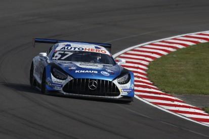 DTM-Qualifying Lausitzring 2: AMG-Pilot Ellis holt nach Samstag-Sieg auch Pole