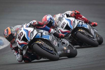 BMW bei der Superbike-WM in Assen: Gute Ansätze, aber kein Podium