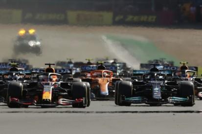 Deshalb überholt worden: Mercedes erklärt Hamilton-Start in Silverstone