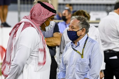 Saudi-Arabien-Promoter suchen Dialog mit Fahrern über Menschenrechtslage