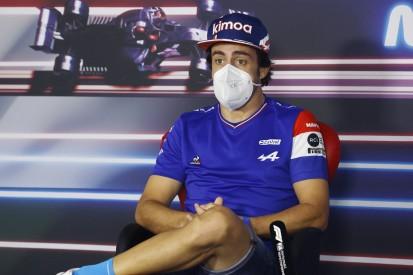 Alonso: Habe nicht damit gerechnet, mit 40 noch in der Formel 1 zu fahren