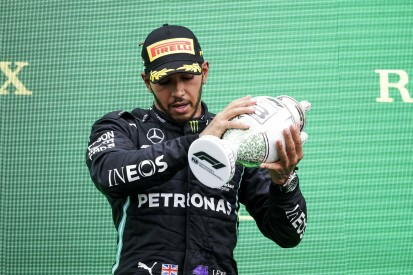 Völlig platt: Lewis Hamilton leidet wahrscheinlich an Long COVID