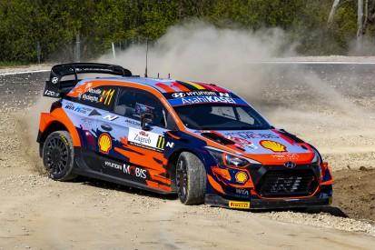 WRC Rallye Ypern 2021: Thierry Neuville will Heimvorteil nutzen