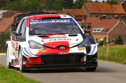 WRC Rallye Ypern 2021: Katusta übersteht wilden Abflug unverletzt