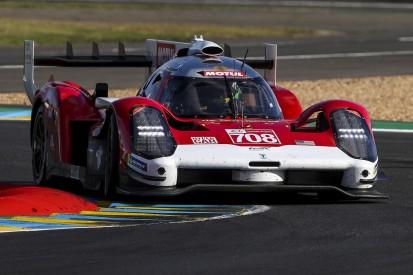 Glickenhaus-Team nach Testtag voller Hoffnung: Können in Le Mans mithalten!