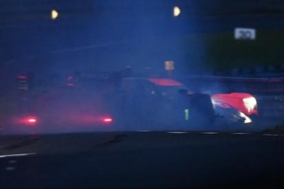 Flörsch, Vaxiviere und Davidson erklären ihre Unfälle bei 24h Le Mans