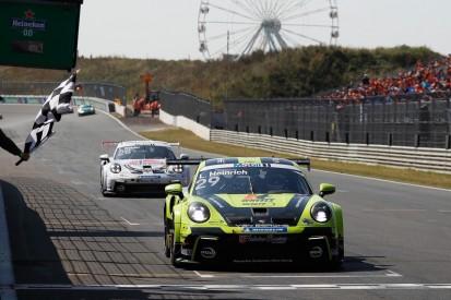 Porsche-Supercup Zandvoort 2021: Laurin Heinrich siegt vor Leon Köhler