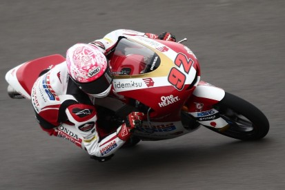 Moto3-Pilot Kunii disqualifiziert, weil er schweren Unfall verursacht hat