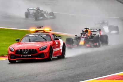 Formel-1-Liveticker: Sollte die Formel 1 gar nicht mehr im Regen fahren?