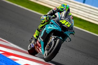 """Letzter MotoGP-Test für Valentino Rossi: """"Das werde ich nicht vermissen"""""""