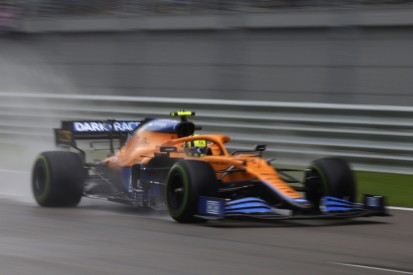 F1-Qualifying Sotschi 2021: Sensationspole für Norris vor Sainz!