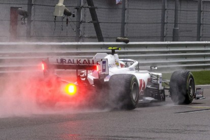 Mick Schumacher: Im Regen deklassiert er Nikita Masepin um vier Sekunden