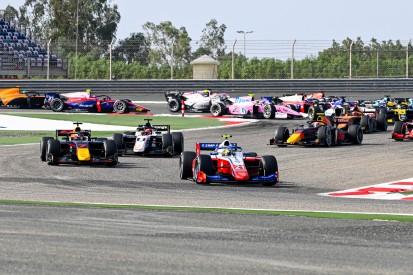 Umfangreiche Rennkalender 2022 für Formel 2 und Formel 3 präsentiert