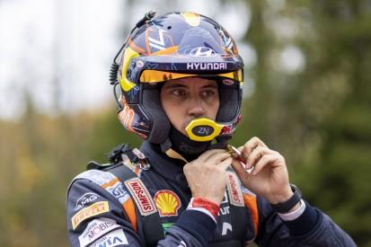 Thierry Neuville: Rally1-Auto fühlt sich an wie Formel E auf Schotter