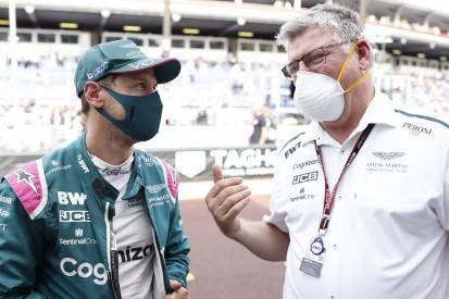 Sebastian Vettel: Bleibt Aston Martin sein letztes Team in der Formel 1?
