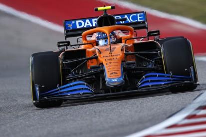"""Lando Norris: """"Gute Ausgangslage"""" für McLaren in Austin"""
