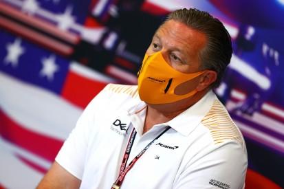 """McLaren zum beliebtesten Team gewählt: """"Fühlen uns geschmeichelt"""""""