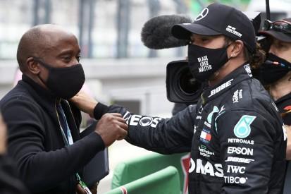 Anthony Hamilton: Lewis und Max sind gar keine Feinde